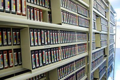 Media Storage Facility