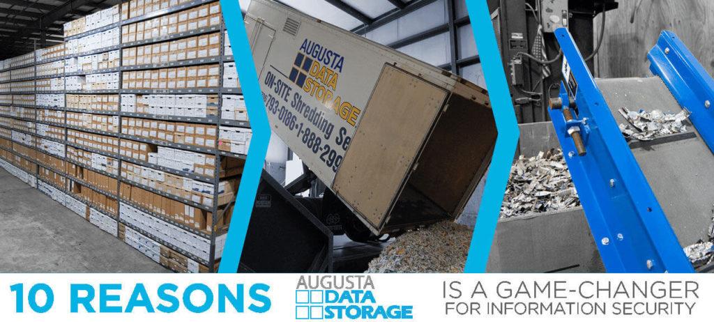 Augusta Data Storage Information Security Center