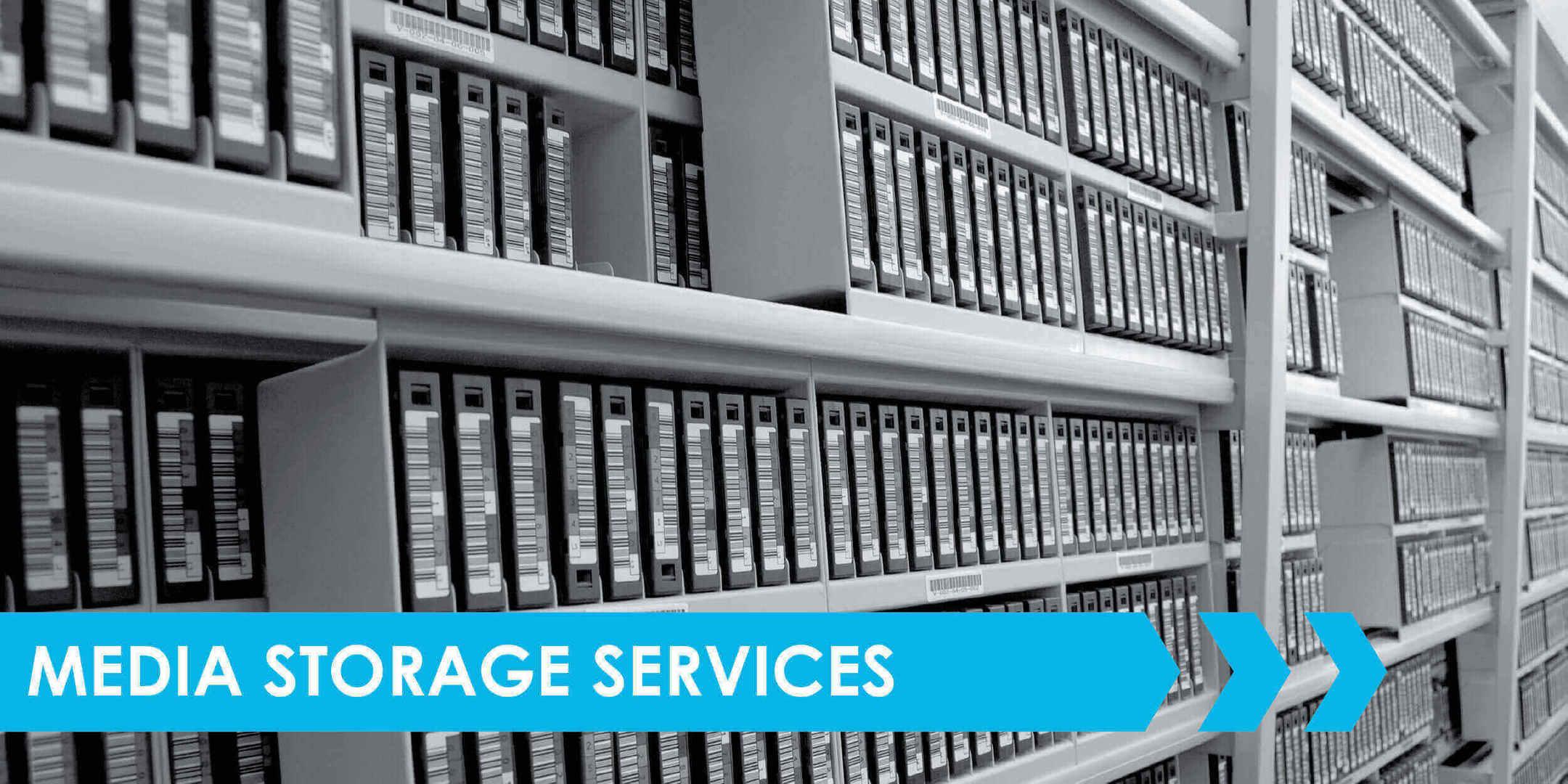 Media Storage Services