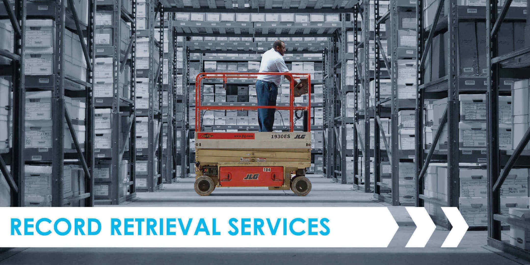 Records Retrieval Services