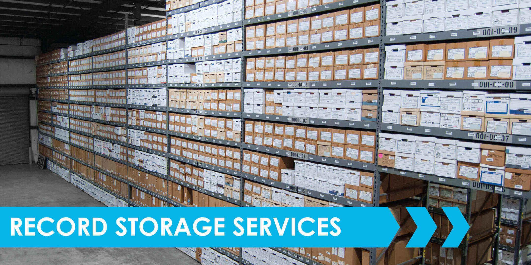 Records Storage Services