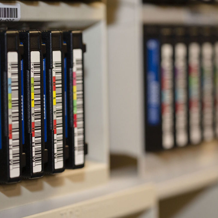 MEDIA STORAGE - storage solutions