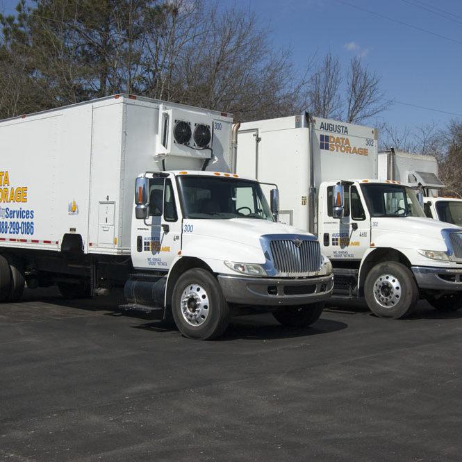 MEDIA STORAGE - trucks
