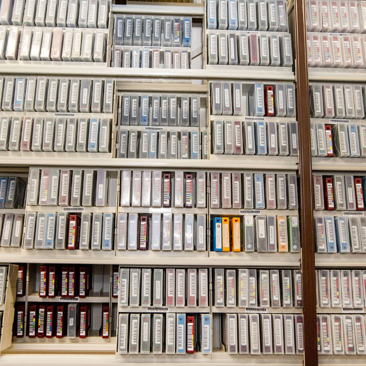 RECORDS MANAGEMENT - RECORDS STORAGE - records security